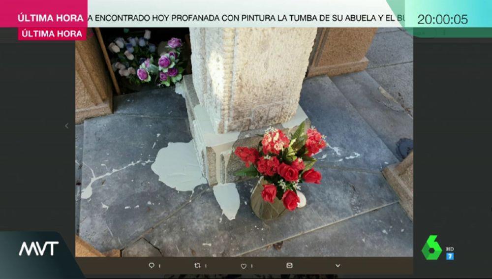 Profanadas en el Cementerio Civil de la Almudena las tumbas de Pablo Iglesias y la Pasionaria