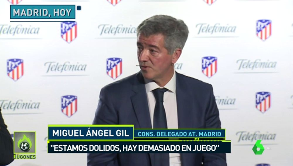 """Gil Marín: """"Pedimos más valentía a la hora de revisar en el VAR esas jugadas interpretables"""""""