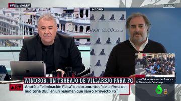 El periodista Joaquín Vidal