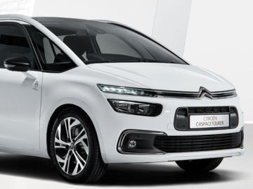 Citroën C4 Spacetourer Origins