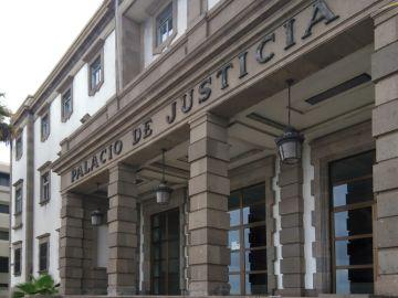Palacio de Justicia de Gran Canaria