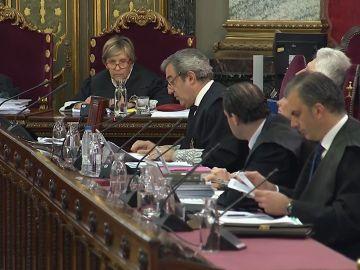El fiscal en el juicio del 'procés'