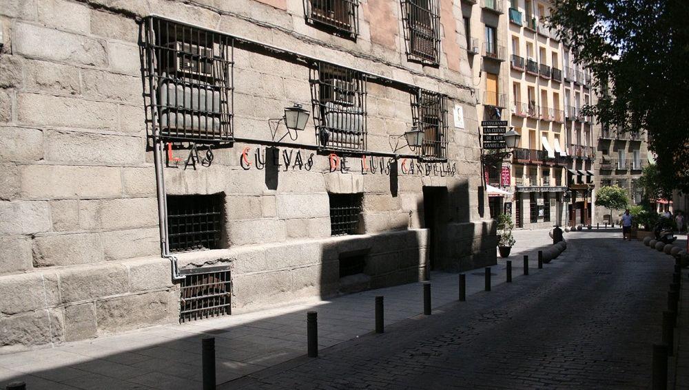 Las Cuevas de Luis Candelas