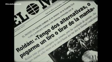 Así fue uno de los casos de corrupción más sonados en los 90: la intrahistoria del caso de Luis Roldán