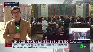Al Rojo Vivo informa del juicio del 'procés'