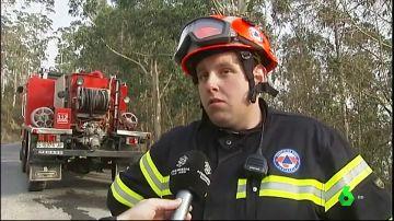 Detienen a un jefe de voluntarios por causar uno de los incendios más virulentos del fin de semana en Cantabria