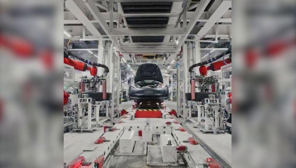 Tesla alcanza los 200.000 Model 3 construidos y planea medio millón a finales de 2019