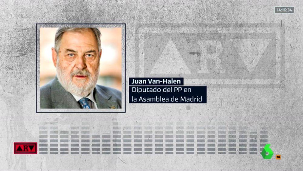 Al Rojo Vivo somete a debate las palabras de Juan Van-Halen (PP) sobre el asesinato de Lorca