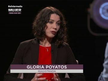 """La denuncia de Gloria Pollatos sobre el machismo en la Justicia: """"Corremos el peligro de convertir las sentencias en armas de discriminación"""""""