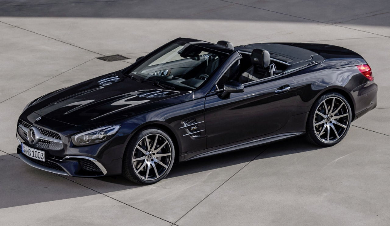 Nuevo Mercedes SL 'Grand Edition'