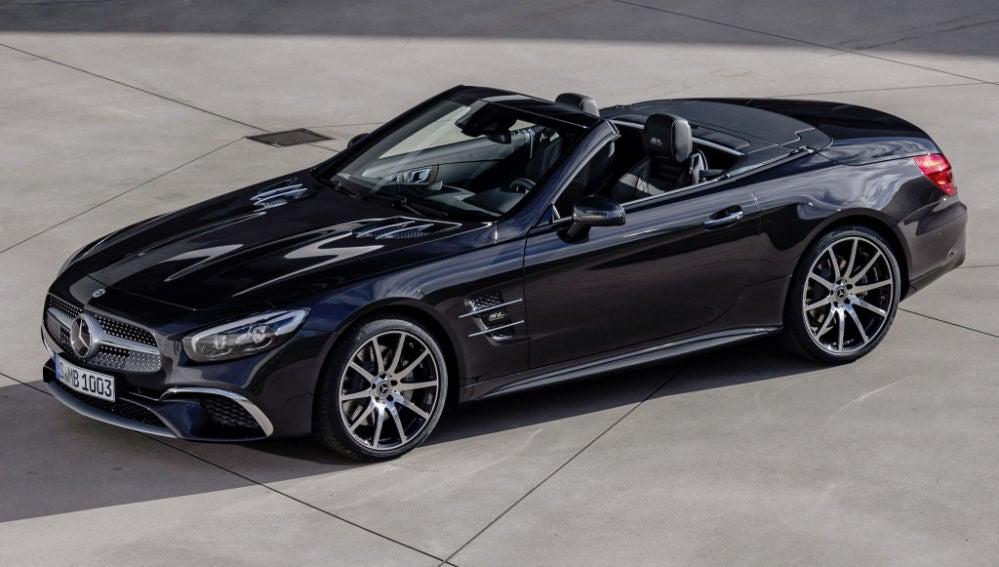 Nuevo Mercedes SL 'Grand Edition'