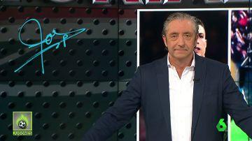 """Josep Pedrerol: """"Dos gestos inapropiados, sí. Más feo el del 'Cholo'. A Cristiano se le fue la mano. A Simeone se le fueron las dos"""""""