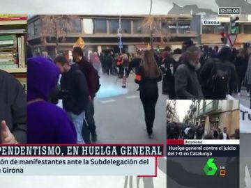 Miquel Giménez habla de la movilización en Cataluña