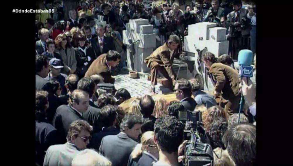La tragedia de la familia Flores en 1995: así fue el año en el que España quedó huérfana con las muertes de La Faraona y su hijo Antonio