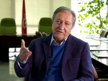Paco Lobatón, víctima de Billy el Niño