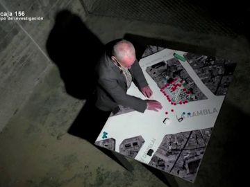 'El Rubio', cerebro del atraco al Banco Central de Barcelona.
