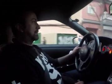 Matías 'el Humilde', investigado por conducir a 118 kilómetros por hora en Palma