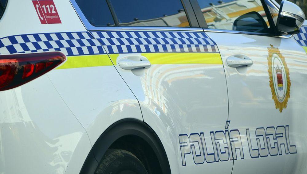 Policía local de Cartaya