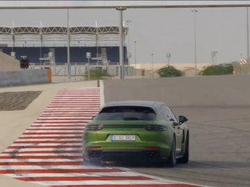 Porsche Panemera GTS