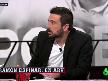 Ramón Espinar en ARV