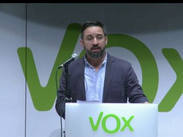 Santiago Abascal se blinda como líder de Vox y suprime las primarias de cara a las elecciones generales del 28A