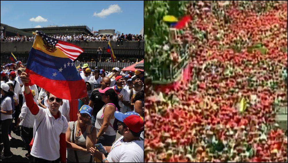 Presidente Maduro llamó al pueblo a las calles