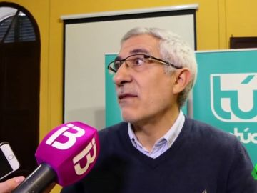 """Gaspar Llamazares: """"Queremos representar a una izquierda que se ha quedado huérfana"""""""