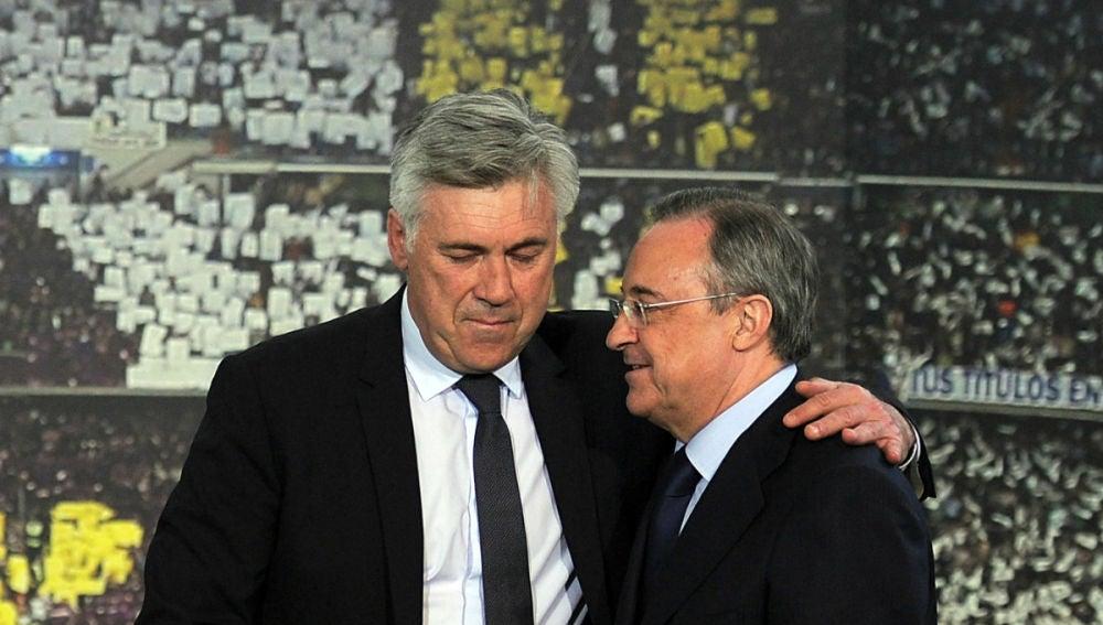 Ancelotti confesó que tuvo una