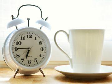 Imagen de un despertador