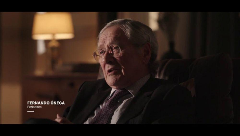 """Fernando Ónega recibió llamadas """"de gente muy importante"""" durante la emisión de Operación Palace"""