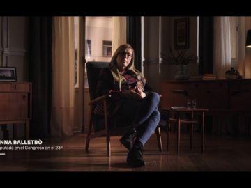 """Habla la diputada que se arrepintió de grabar Operación Palace: """"No estaba de acuerdo"""""""