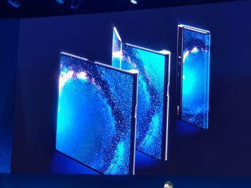 Plegable de Huawei