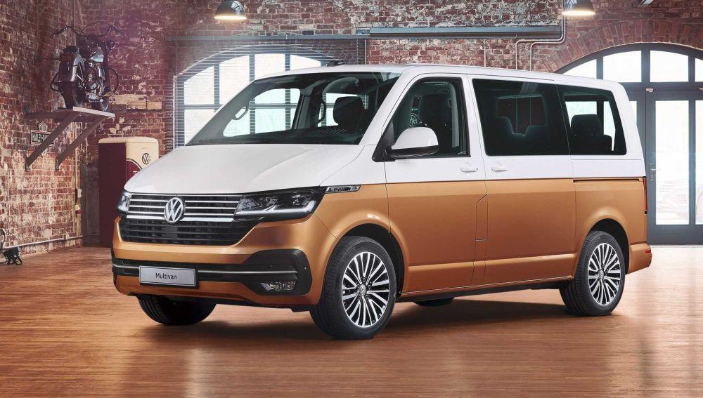 VW Multivan 2019