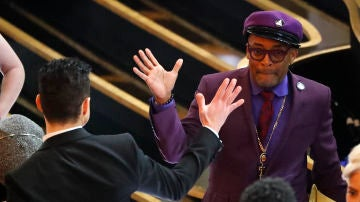 Spike Lee celebra su Oscar