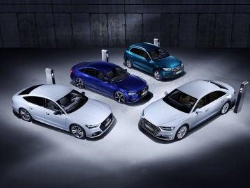 Audi e-TFSI