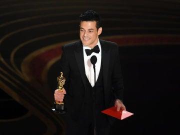 Rami Malek gana el Oscar al Mejor Actor por 'Bohemian Rhapsody'