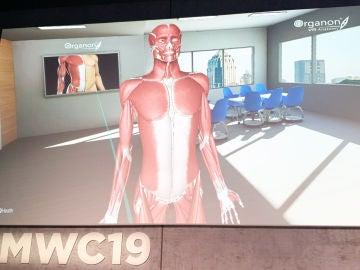 VR para fines médicos