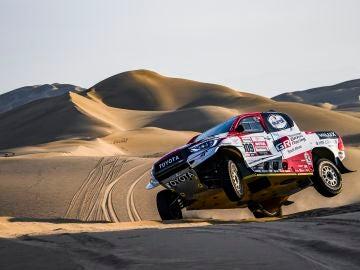Egipto y Jordania podrían completar el tríptico del Rally Dakar 2020