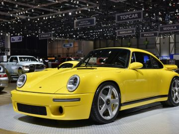 "El RUF CTR ""Yellow Bird"""