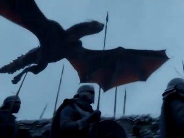 Nuevo (e impactante) teaser de Juego de Tronos: Arya Stark y Drogon son los protagonistas