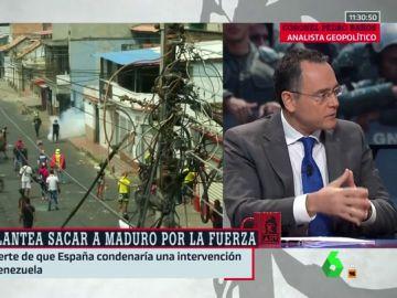 Pedro Baños en ARV