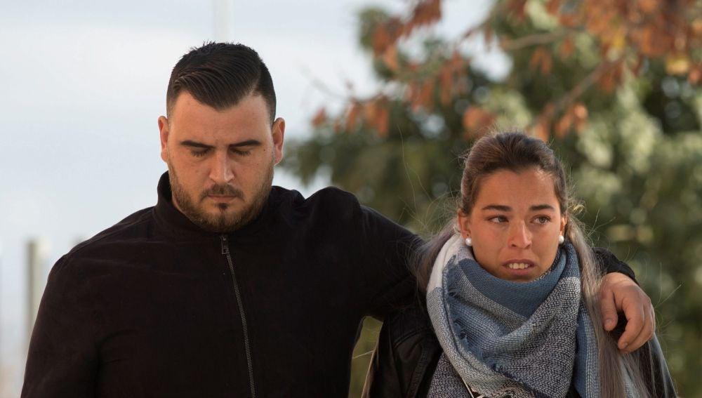 José Roselló y Victoria García, los padres de Julen
