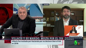 Carlos Sánchez Mato en ARV