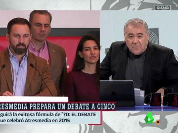 Ferreras en ARV