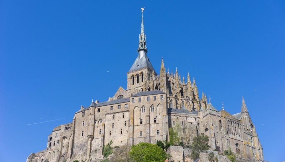 Castillo Monte Saint-Michel