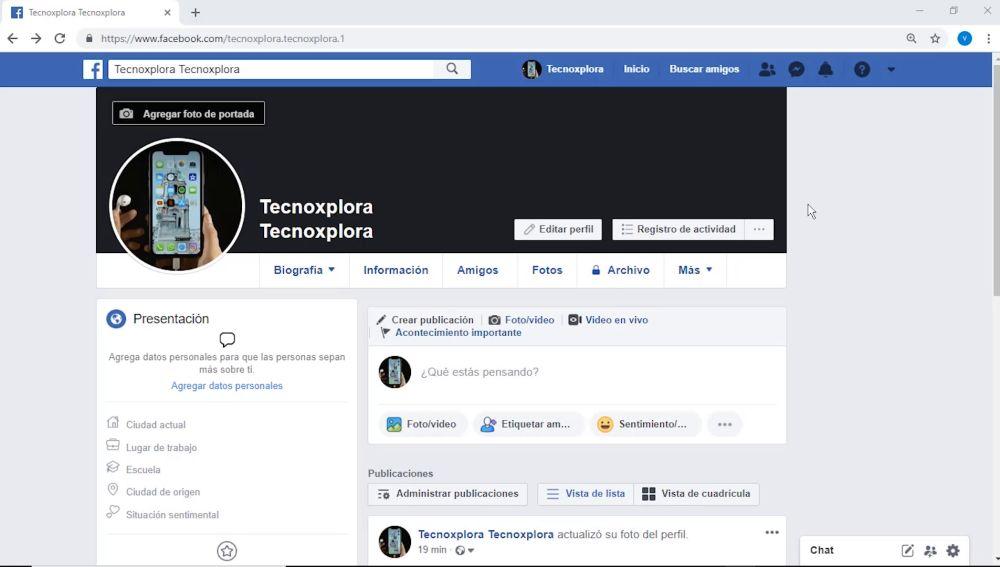 Cómo designar un heredero a tu perfil de Facebook