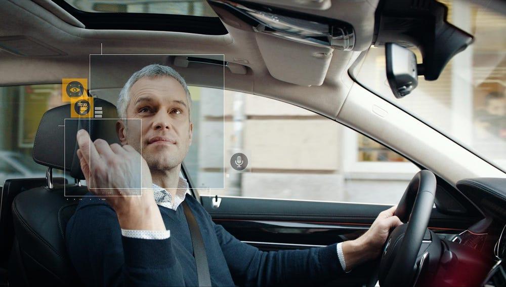 Interacción Natural BMW