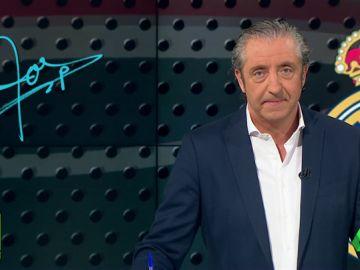 """Josep Pedrerol: """"Felicidades al departamento de comunicación del Barça. Si mañana pierden quedarán… retratados"""""""