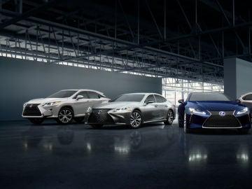 Lexus celebra los 10 millones de vehículos vendidos el año de su 30 aniversario