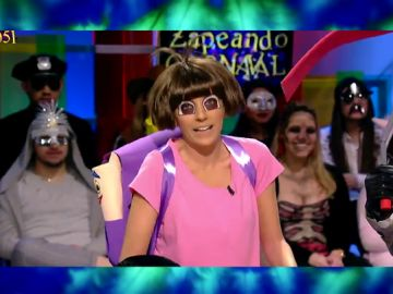 De Dora la Exploradora a Kill Bill pasando por Superman: Zapeando se prepara para Carnaval